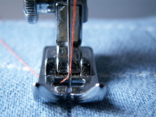 sewing-needle
